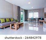 Interior Design Of Minimalist...