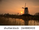 Windmill Of Damme  One Of The...