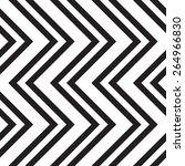 vector seamless pattern ... | Shutterstock .eps vector #264966830