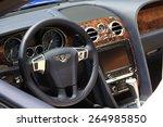 Постер, плакат: Bentley GT speed convertible