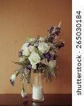 Beautiful Flower Bouquet On...
