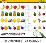 cartoon vector illustration of... | Shutterstock .eps vector #265030274