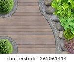 Aesthetic Garden Design Detail...