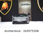 Постер, плакат: Lamborghini New Gallardo