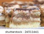 tiramisu | Shutterstock . vector #26511661