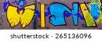 edinburgh  scotland    28 march ...   Shutterstock . vector #265136096