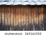 Wooden Boards With Texture As...