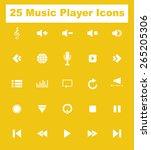 very useful music media icon...