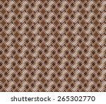 abstract geometric seamless... | Shutterstock .eps vector #265302770