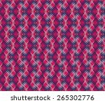 abstract geometric seamless... | Shutterstock .eps vector #265302776