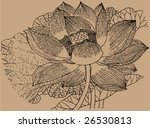 vector of traditional chinese... | Shutterstock .eps vector #26530813