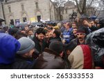 istanbul  turkey   jan  07 ... | Shutterstock . vector #265333553