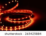 Diode Led Strip Background....