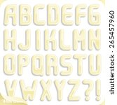 White Chocolate Font  Part 1 2...