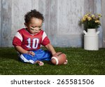 Football   Adorable Baby...