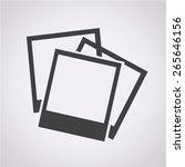 photos icon | Shutterstock .eps vector #265646156