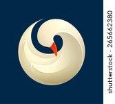 Twist Volume Goose  Swan  Bird...