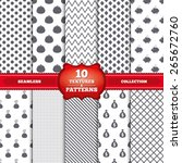repeatable patterns and... | Shutterstock .eps vector #265672760