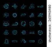 technology hologram design