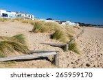 Beautiful Golden Sandy Beach A...