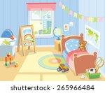 cozy children's bedroom