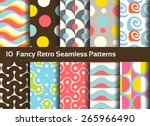 abstract seamless patterns....