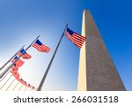 Washington Monument And...