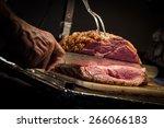 prime rib | Shutterstock . vector #266066183