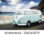Bread Van Volkswagen Form