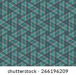 abstract seamless texture... | Shutterstock .eps vector #266196209