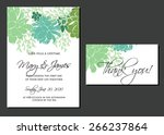 wedding graphic set with...
