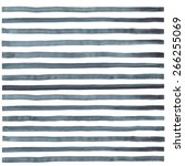 Hand Paint Striped Watercolor...