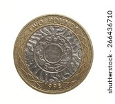 Pound Coin   2 Pounds Currency...