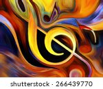 inner melody series. design... | Shutterstock . vector #266439770