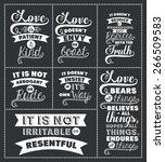 attitude phrase design over... | Shutterstock .eps vector #266509583