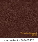 seamless brown natural leather...
