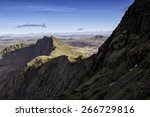 View Of Snowdon Mount From Pick....
