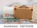 travel budget | Shutterstock . vector #266731658