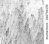 wood grunge grainy overlay... | Shutterstock .eps vector #266756150