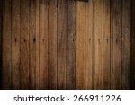 Old Wood Walls