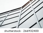 wide angle abstract background... | Shutterstock . vector #266932400