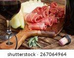 Spanish Tapas    Slices Of...