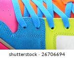 Close Up Of Emo Shoe