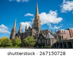 Saint Patrick Cathedral The...