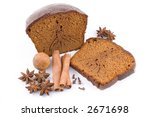 Ginger Bread  Honey Cake With...