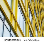 office building steel glass... | Shutterstock . vector #267230813