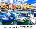 Procida   Beautiful Colorful...