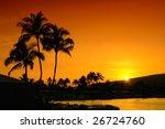 Oahu Hawaii Sunset