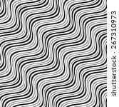 vector seamless pattern ... | Shutterstock .eps vector #267310973