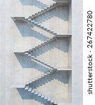 Stairs Leading Upward ...